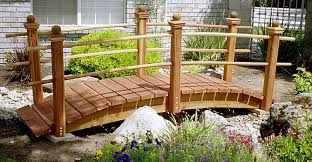 23-Handcrafted Garden bridges Past and Present